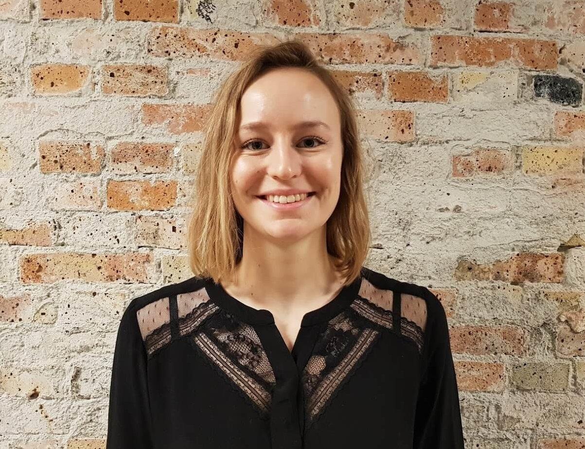 Alica, German Digital Marketing Intern (Lead Supply) - Spring 2019